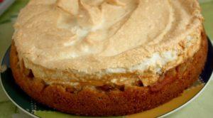 Рецепт немецкого яблочного пирога