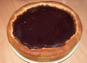 пирог из духовки