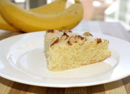 манник с бананом