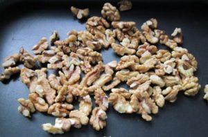 готовим орехи