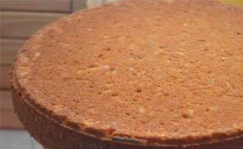 запекаем пирог