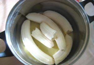 готовим бананы