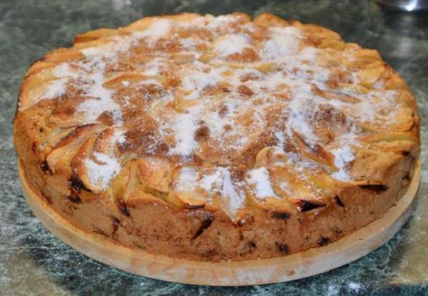 пирог без соды