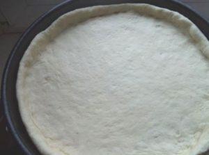 Пирог с рыбой сырок