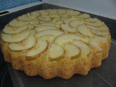 8 рецептов пирога с грушами