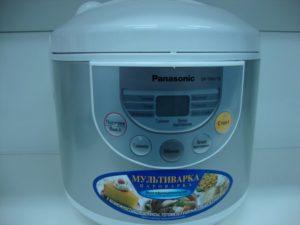 пирог в мультиварке Panasonic