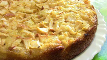 готовый заливной пирог
