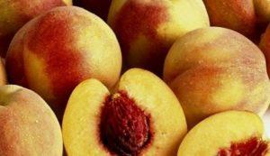 берем персики