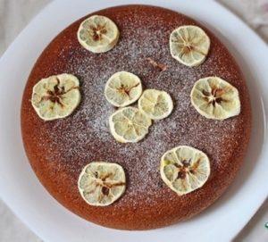 украшаем пирог