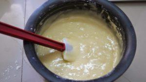 тесто на заливной пирог