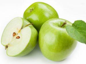 яблоки сорт семиренко