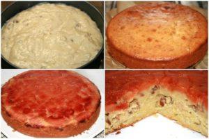 Готовим пирог