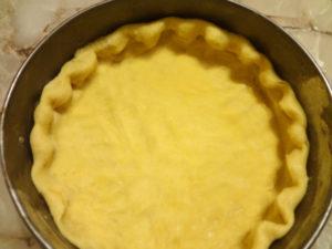Рецепты пирога с шампиньонами