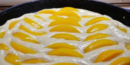 Распределить персики по форме