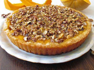 фото готового пирога